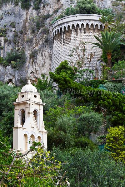 The famous St. Devote Chapel in the Principality of Monaco.