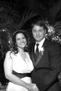 Lisa & Briggs - Black and White Gallery