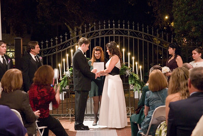 Lisa & Briggs - Preparation, Ceremony, Formal Portraits