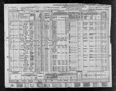 1940 Census Records