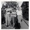Wylie High School senior trip to San Antonio, 1956.