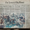 Photo of Royals parade. 1980