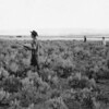 Buddy Monaghen hunting antelope.