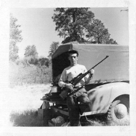 Hunting 1950's & 1960's