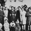 The Lueb family in Oklahoma.