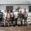Anna Mae and Buddy Monaghen and family. Doug, Boyd, Barbara, Tom, Dale, Anna Mae and Buddy.