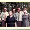 John, Josie, Alice, C.W. (Buddy) and Mary Lois Monaghen.