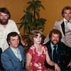 (L-R) Dale, Tom, Barbara, Boyd, Doug, August 1980