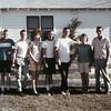 Doug, Boyd, Barbara, Tom, Dale, Anna Mae and Buddy Monaghen.