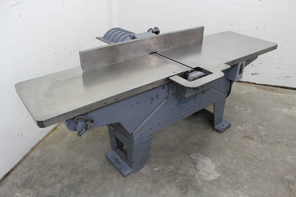 "Monarch 20"" Jointer"