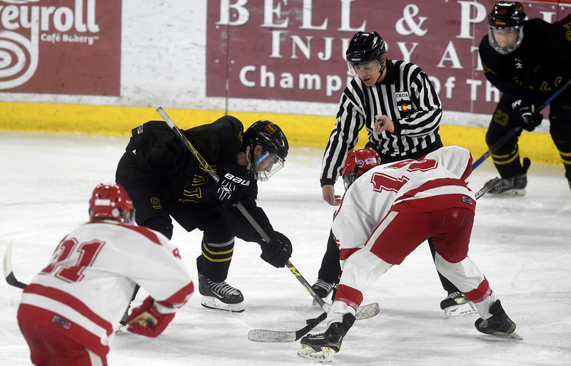 Monarch vs Regis State Champ Hockey