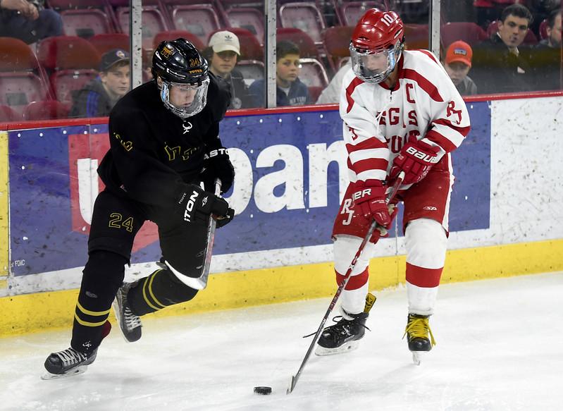 Monarch vs Regis State Champ Hockey
