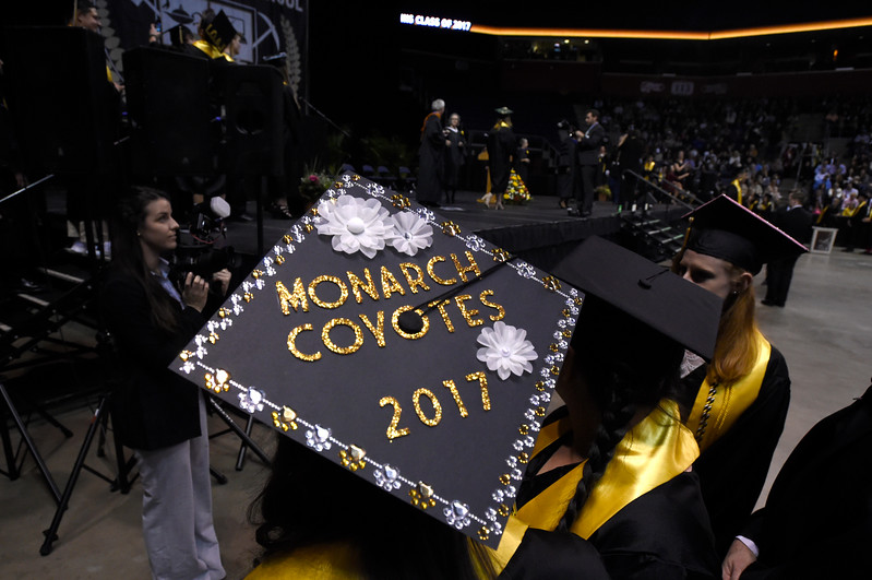 Monarch Graduation