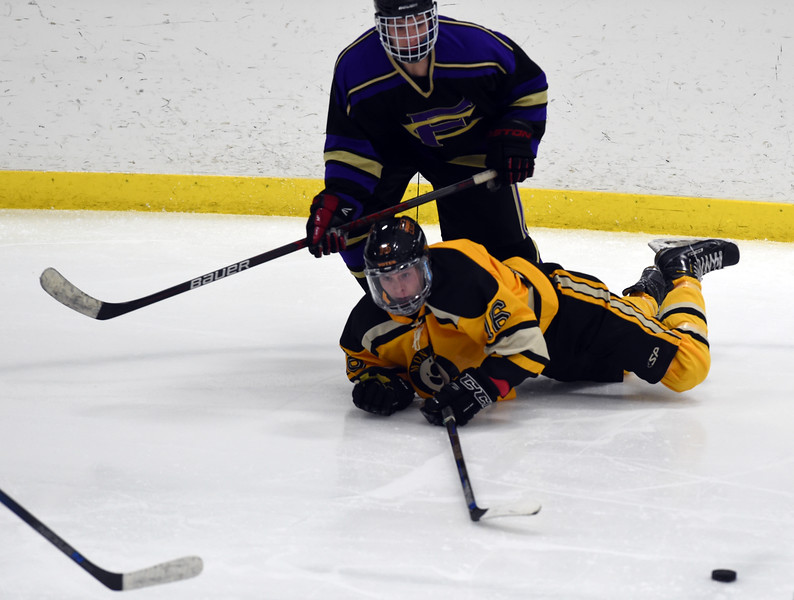 Ft Collins at Monarch Hockey