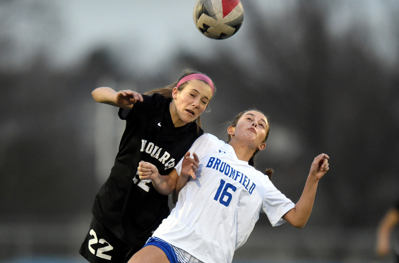 Monarch vs Broomfield Girls Soccer