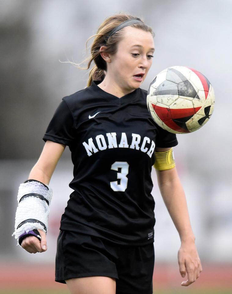 Monarch vs Broomfield Girls Soccer