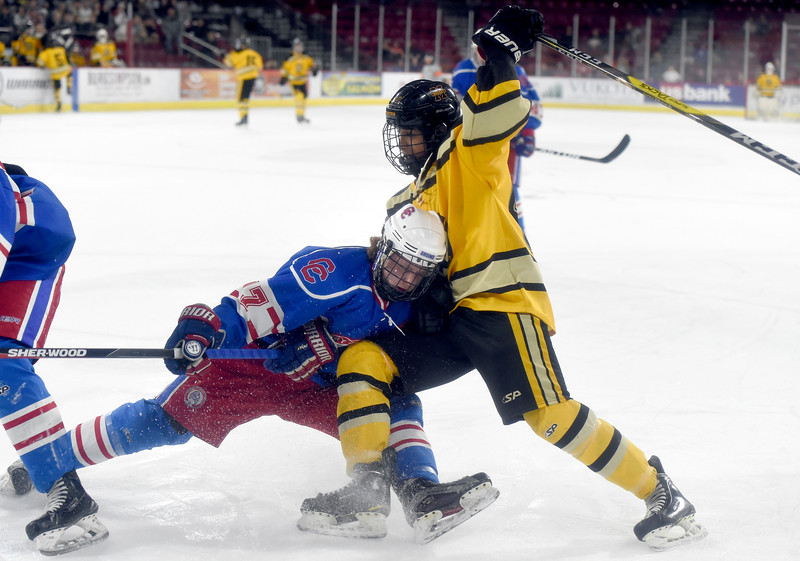 Monarch vs Cherry Creek Hockey