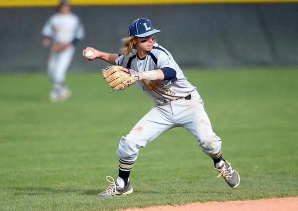 Monarch vs Legacy Boys Baseball
