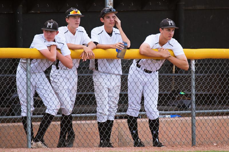 Silver Creek V. Monarch baseball