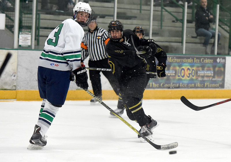 Monarch vs Standley Lake Hockey