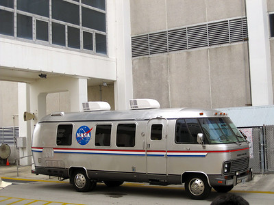 The Astrovan in all its glory. Photo by Jim Lovett