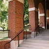 Lower part of the colonnade. Photo by Bill Sheets Photography, Louisville, Kentucky.