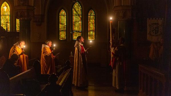 2021 Easter Vigil
