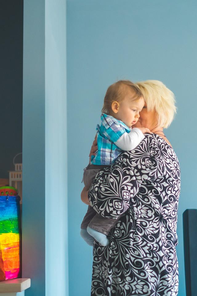 Bardzo lubię ciocię Dorotkę!