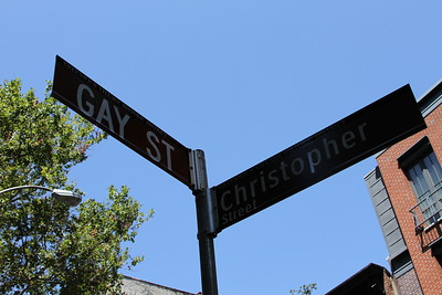 Alleyway W. Village