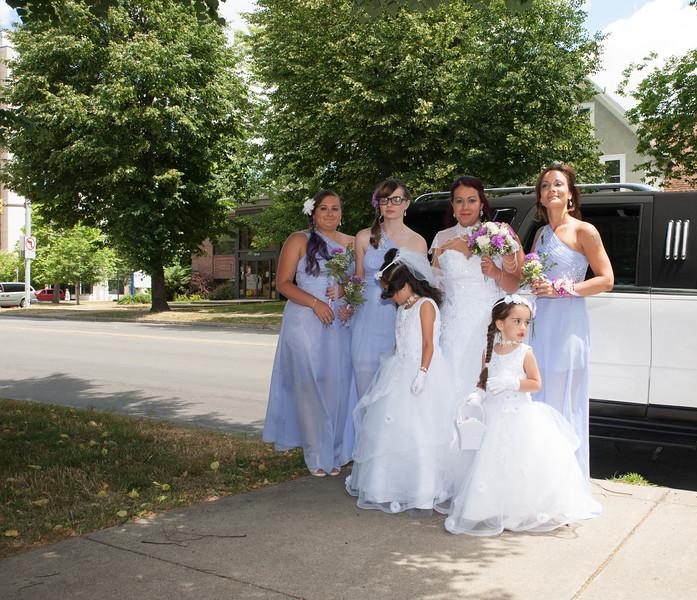 Mondanos Wedding