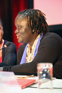 21st International AIDS Conference (AIDS 2016), Durban, South Africa. Monday 18th July 2016, VENUE : Global Village - Room 1 GV MEET THE EXPERTS : GETTING A SEAT AT THE TABLE : YOUNG LEADERS SHARE THE HIGHS AND LOWS OF LEADERSHIP AND ACCOUNTABILITY (MOGS01) Speaker : Jacquelyne Alesi (Uganda) Photo©International AIDS Society/Abhi Indrarajan