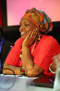 21st International AIDS Conference (AIDS 2016), Durban, South Africa. Monday 18th July 2016, VENUE : Global Village - Room 1 GV MEET THE EXPERTS : GETTING A SEAT AT THE TABLE : YOUNG LEADERS SHARE THE HIGHS AND LOWS OF LEADERSHIP AND ACCOUNTABILITY (MOGS01) Speaker : Linda Mafu (South Africa) Photo©International AIDS Society/Abhi Indrarajan