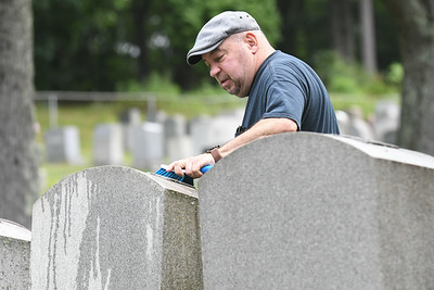CEMETERY CLEANUP