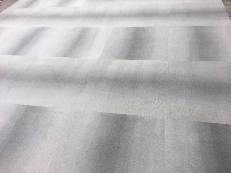 "Grey Tiles, 39"" x 39"""