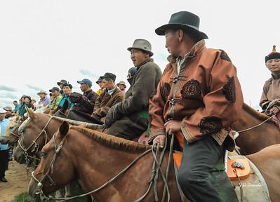 Mongolia Adventure 2018