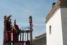 Call to prayer at Erdene Zuu Monastery