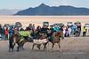 How low can you go! Eagle Festival, Olgii, Western Mongolia