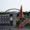 The China/Mongolia border at Erlianhot