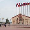 Main square of Zamyn Uud