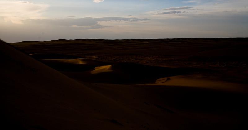 Khongoriin Els - sanddunes