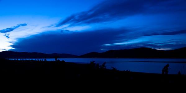 Zuun Nuur - Zuu Lake