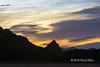 Sunrise, Mongol Altay mountains, near Khovd, Western Mongolia