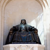 Genghis Khan, or Chinggis Khan as he is known in Mongolia
