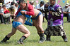 Khatgal Naadam wrestling tournament