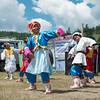 Khatgal Yak Festival culture show