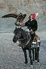 Kazakh eagle hunter #2
