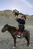 Kazakh eagle hunter #1