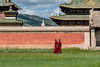 Monks at Erdene Zuu