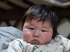Mongolian infant