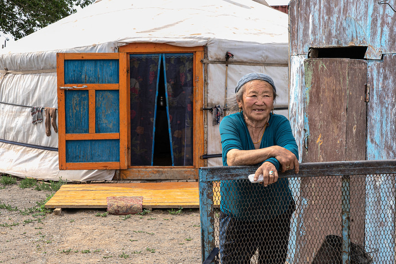 Family compound, Gobi